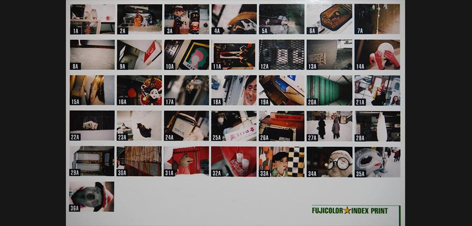 ネガフィルムは小樽写真販売で!